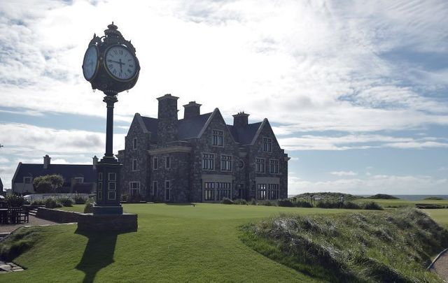 Janet Buchebner, 82, choked to death during a meal at Trump\'s Doonbeg resort in May.