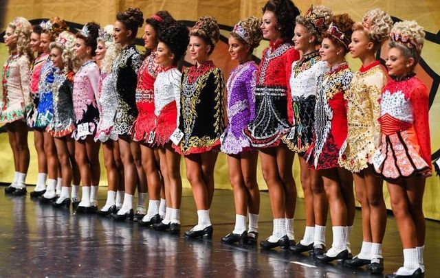 Irish dancers at the 2018 CLRG World Irish Dancing Championships in Glasgow, Scotland. Is it time for reform?