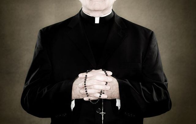 One Catholic priest asserts that clergy are living in a state of \'persecution\' in the wake of sex abuse scandals.