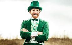 Thumb leprechaun   getty