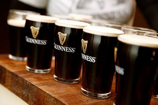 Guinness is good for you! Or so says a 100-year-old from Britain.