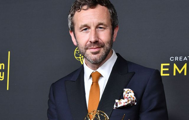 Chris O\'Dowd photographed at the 2019 Emmy\'s.