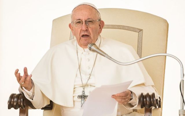 Pope Francis has asked the Catholic Church Synod to be open to priests marrying.