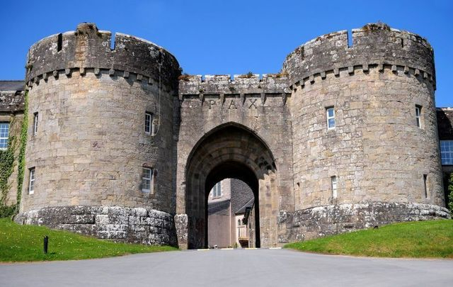 An ad for Co Limerick\'s Glenstal Abbey\'s new book was banned on Facebook