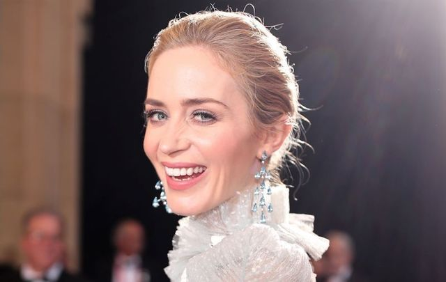 March 4, 2018: Emily Blunt attends the 90th Annual Academy Awards at Hollywood & Highland Center in Hollywood, California.