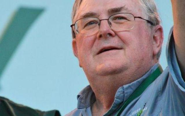 Founder of Milwaukee Irish Fest, Ed Ward, has passed away.