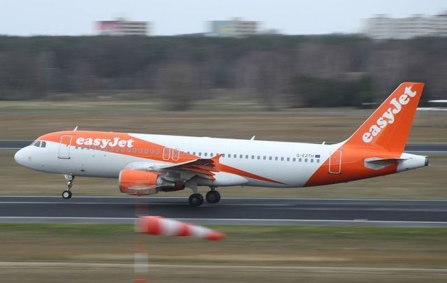 easyJet is accused of taking an elderly, blind man off of his flight home to Belfast and leaving him to fend for himself in Paris.