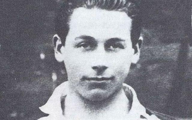Irish rebel Kevin Barry.