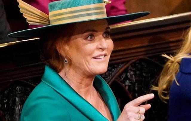 Duchess of York Sarah Ferguson traced her Irish roots in her autobiography.