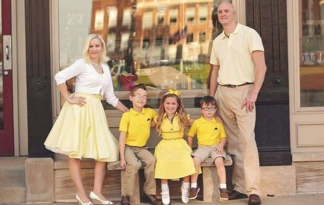 A GoFundMe has been launched for Ryan Linneman\'s wife and children in the wake of his death.