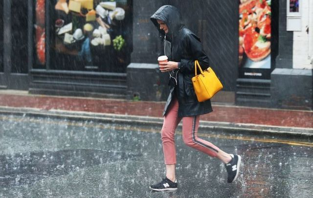 Tropical Storm Pablo will deliver rain and wind to Ireland this week.