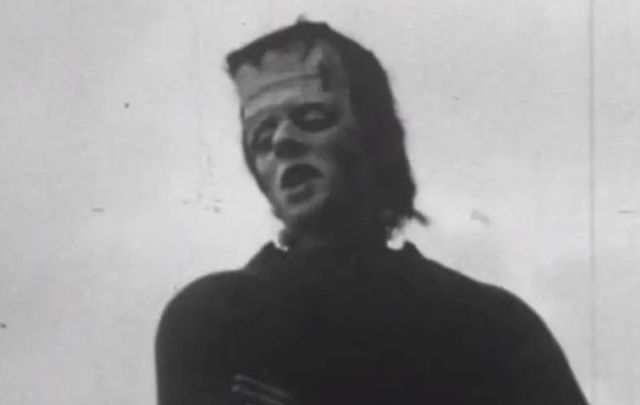 Roy Spence delivers his take on a Halloween classic in 1964\'s \'The Tomb of Frankenstein\'
