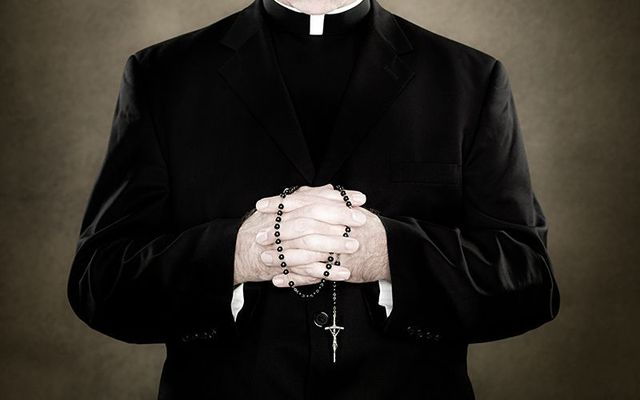 """Catholic priests in Ireland warn that basic sacraments such as baptisms and marriages are likely to \""""disappear\""""."""