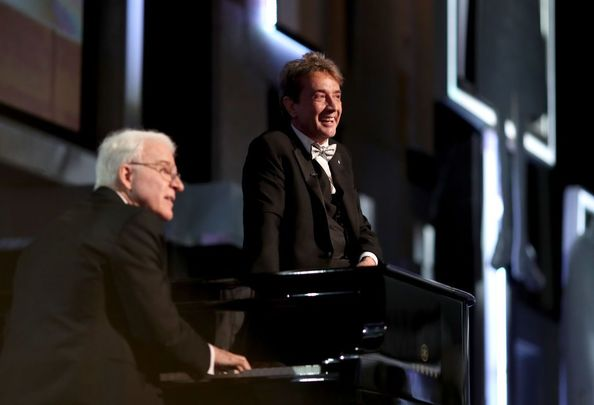 Steve Martin and Martin Short are going on tour!