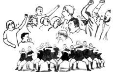 Thumb singing gay all blacks rugby caty bartholomew
