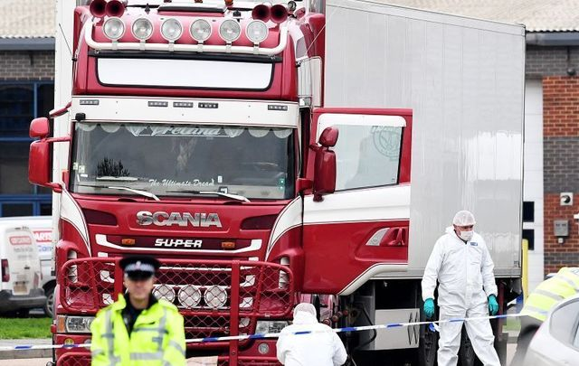 Families in Vietnam have begun to be contacted by police in relation to the UK lorry tragedy that saw 39 people die.