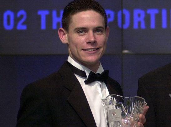 Dublin\'s GAA footballl team captain, Stephen Cluxton