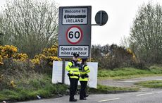 Thumb northern ireland border brexit gardai police getty