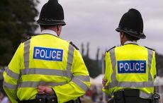 Thumb english police getty