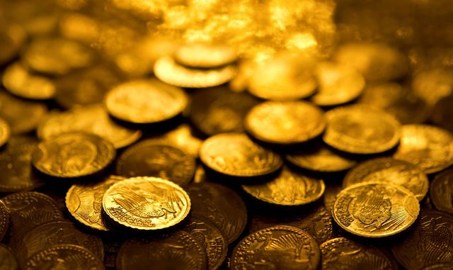 Yipee! British metal detectorist in Northern Ireland discovers stash of gold coins.
