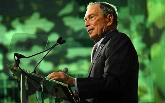 Michael Bloomberg in October 2019.