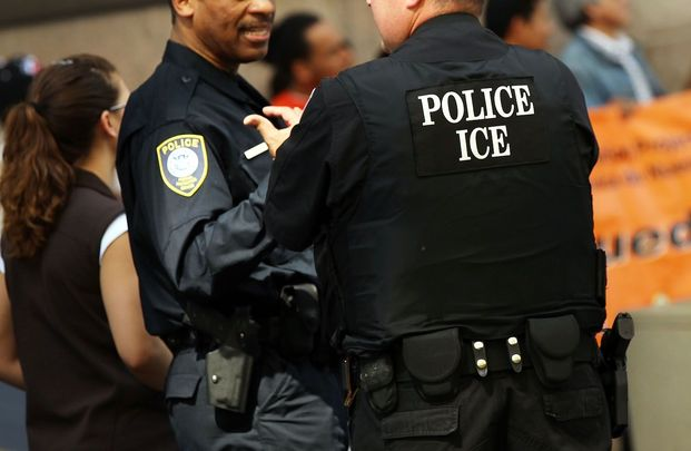 Boston ICE cops have detained former IRA man Darcy McMenamin.
