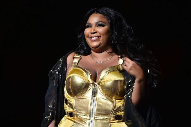 Lizzo performs at Radio City Music Hall on September 24, 2019, in New York City.