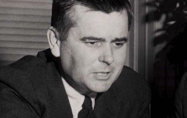 Ed Logue.