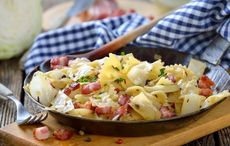 Thumb bacon cabbage pasta   getty