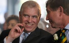 Thumb prince andrew getty