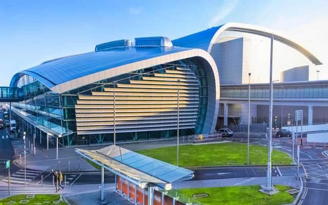 Dublin Airport, Ireland.