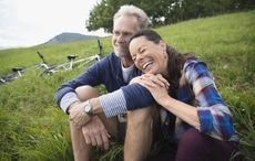 Thumb older couple laughing vacation brendan vacation getty