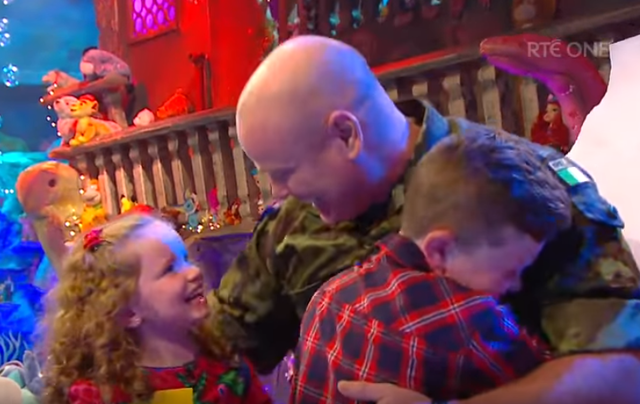 The Late Late Toy Show had a beautiful moment back in 2017.