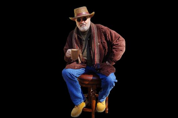 The Depressed Poet and proud Irish American Doc Dalton.