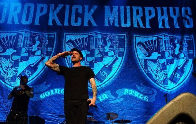 Dropkick Murphys are returning to their hometown of Boston for St. Patrick\'s Day 2020