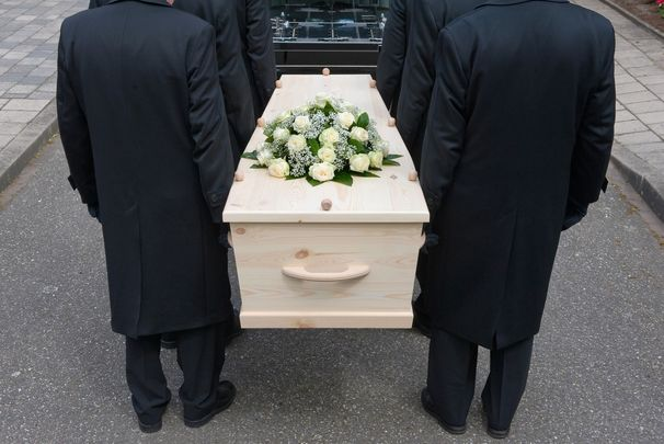 Is this the most funeral you\'ve ever seen?