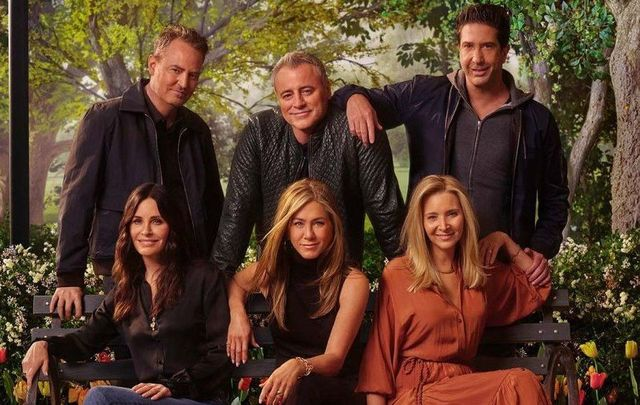"""Welcome back! IrishCentral celebrates the \""""Friends Reunion\""""."""