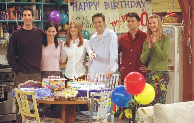 Happy Birthday Friends! Here\'s to all your great Irish references.