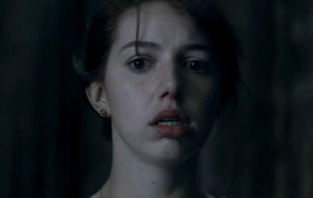 Irish actor Seana Kerslake stars in the horror film \'The Hole in the Ground\'