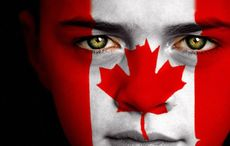 Thumb mi canadian canada face flag getty