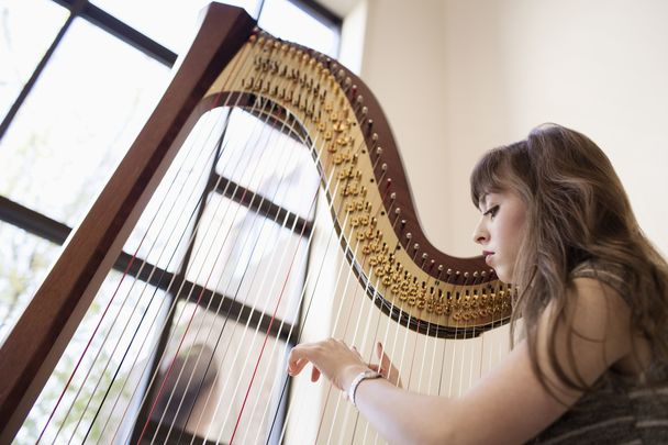 Irish harp music recognized by UNESCO as unique art form.