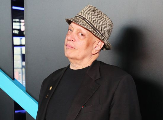 The great writer Walter Mosley