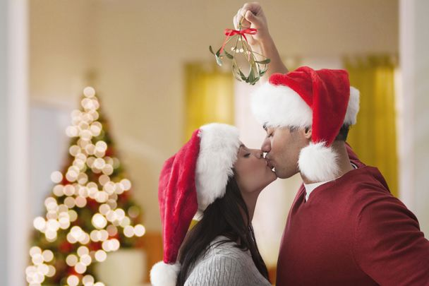 Who knew! Mistletoe, which we traditionally kiss under at Christmas, has cancer-curing properties.