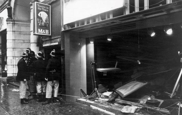 Birmingham bombing.