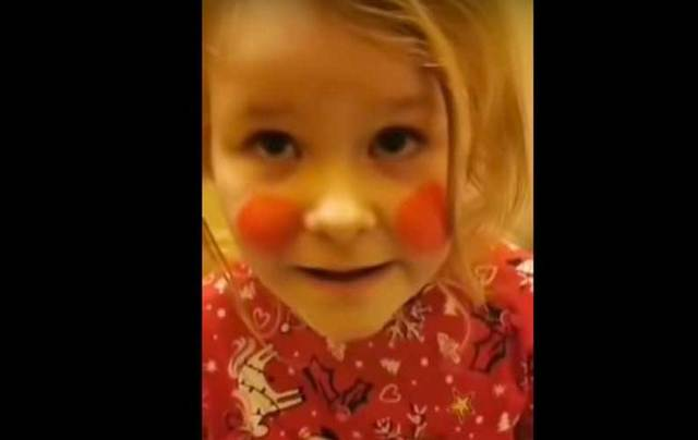 Six-year-old Katie from Wexford tells her mother she wants to go to the pub.