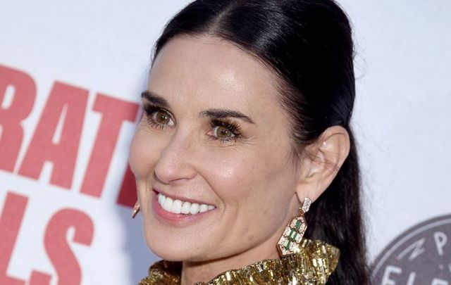 Demi Moore reveals her shockingly turbulent upbringing in her new book \'Inside Out\'