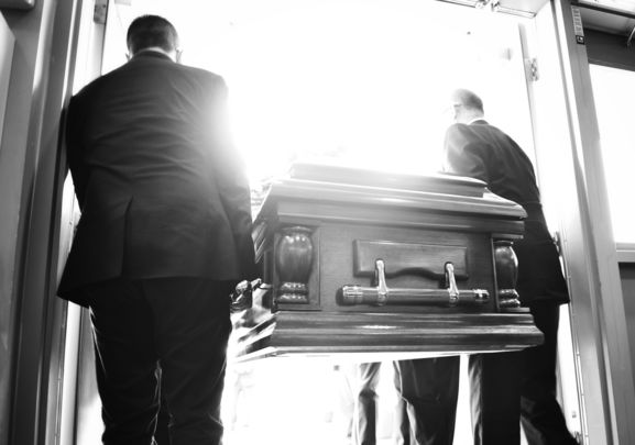 Hundreds attended Joseph Tuohy\'s Dublin funeral after the Tipp man died alone in London.