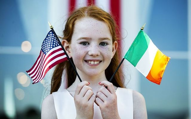 Irish in America? Census survey shows highest number of foreign-born people in America on record.