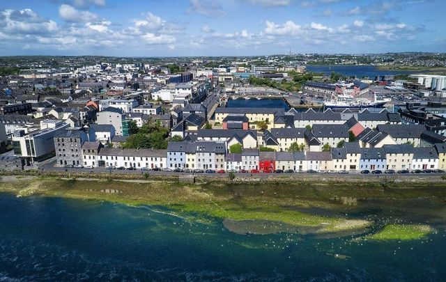 """This Irish city is \""""a shining star in the country's ever-expanding culinary firmament.\"""""""