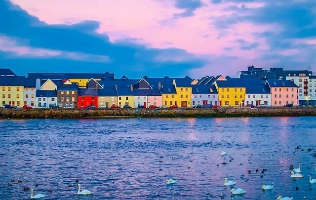 "This city on Ireland\'s Wild Atlantic Way is being hailed as an ""artsy enclave\"""